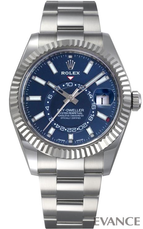 ROLEX ロレックス スカイドゥエラー 326934