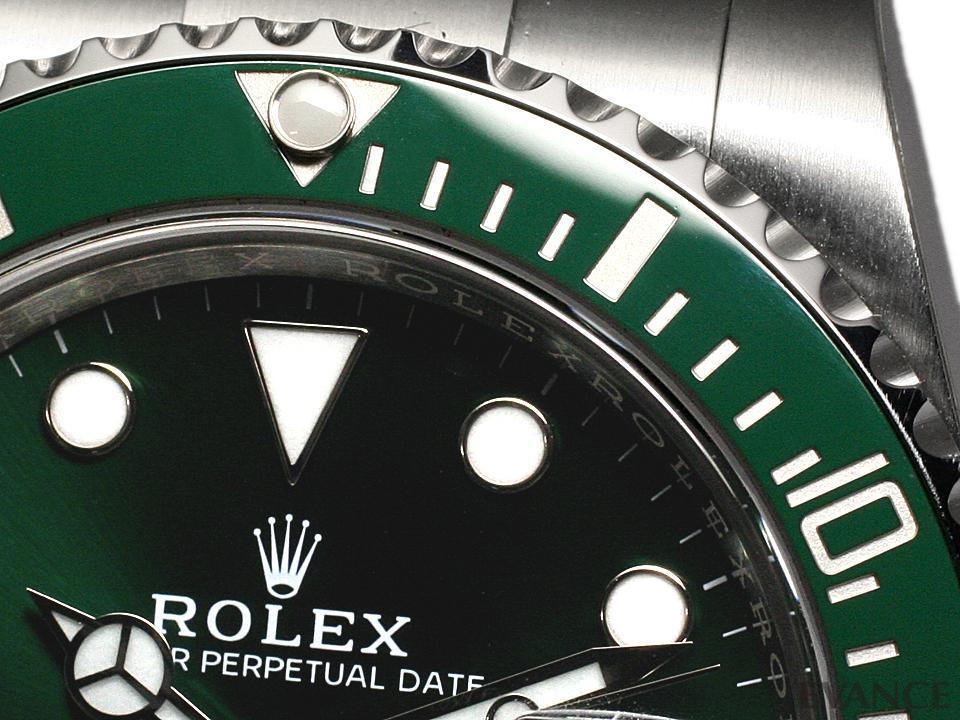ROLEX ロレックス サブマリーナ デイト 116610LV