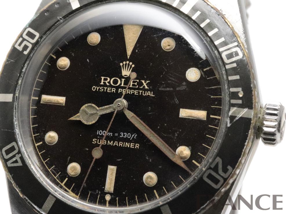 ROLEX ロレックス サブマリーナ 5508