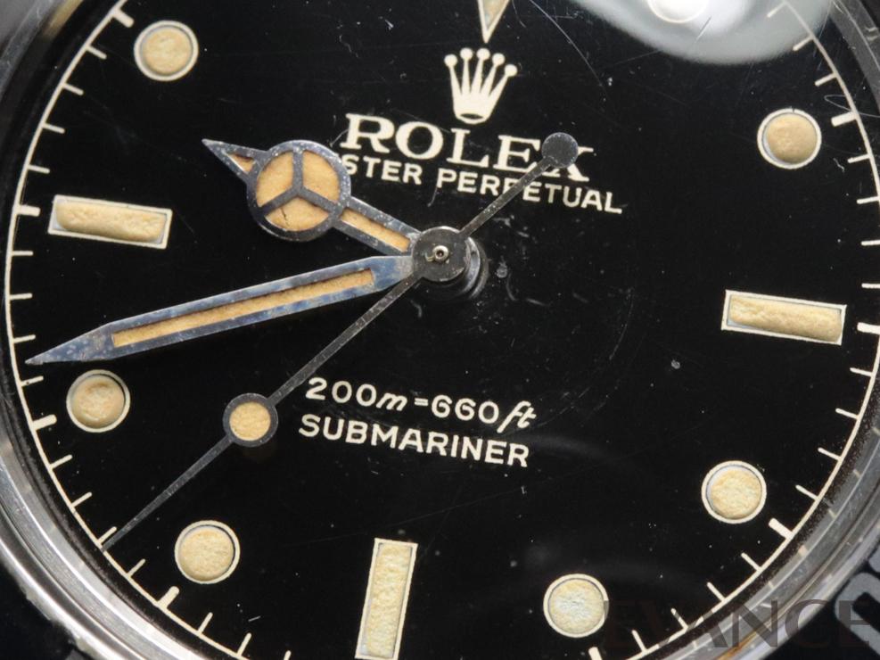 ROLEX ロレックス サブマリーナ 5513