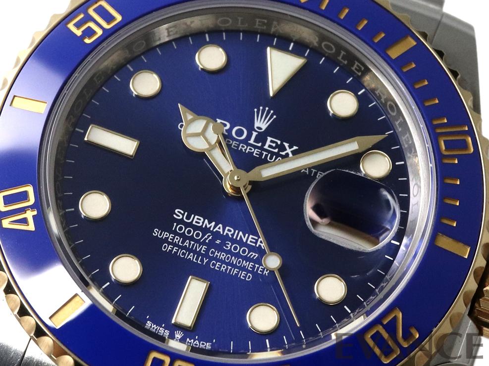 ROLEX ロレックス サブマリーナ デイト 126613LB
