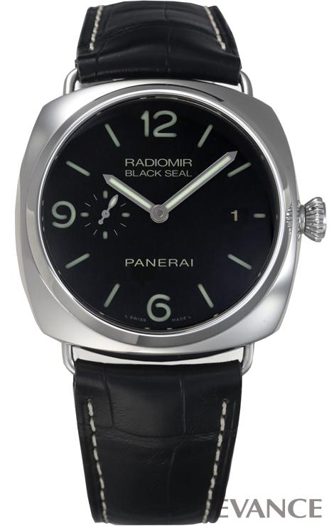 PANERAI パネライ ラジオミール ブラックシール 3デイズ PAM00388