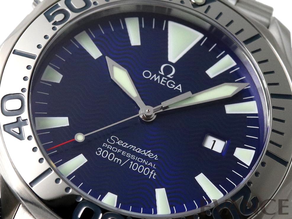 OMEGA オメガ シーマスター300 クォーツ 2265.80
