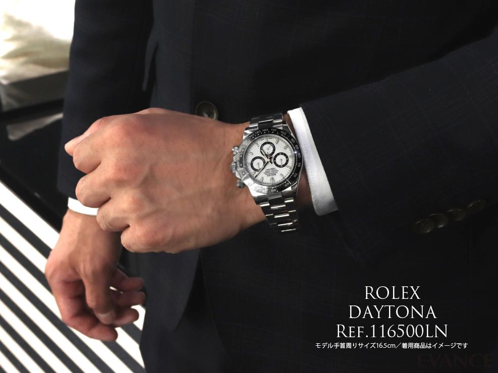 ROLEX ロレックス デイトナ<保護シール付> 116500LN