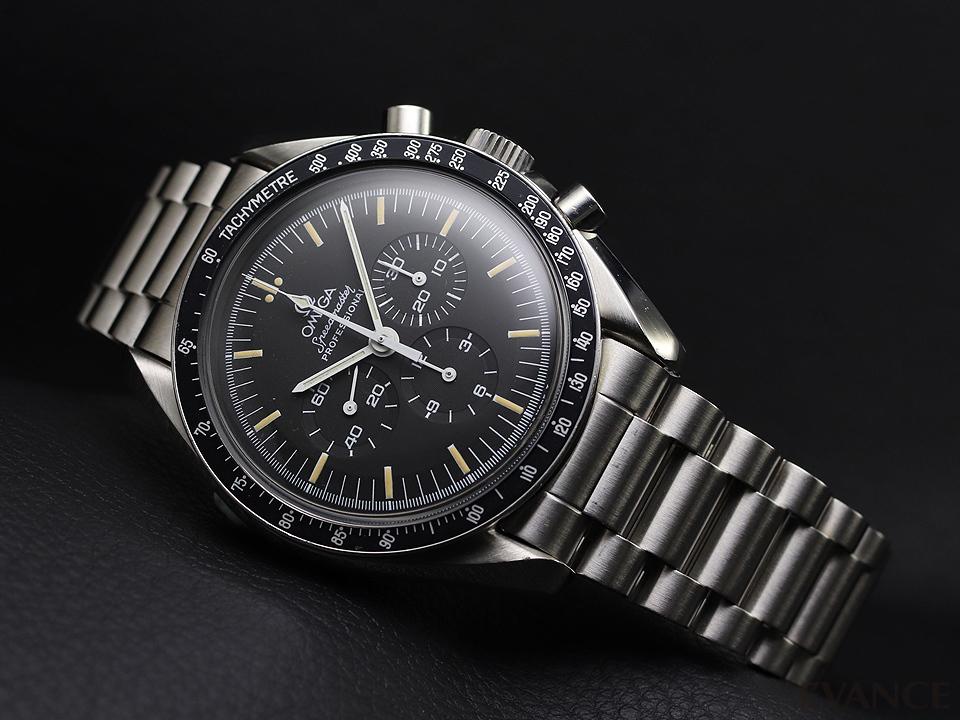 OMEGA オメガ スピードマスター アポロ11号月面着陸20周年記念 ST145.022