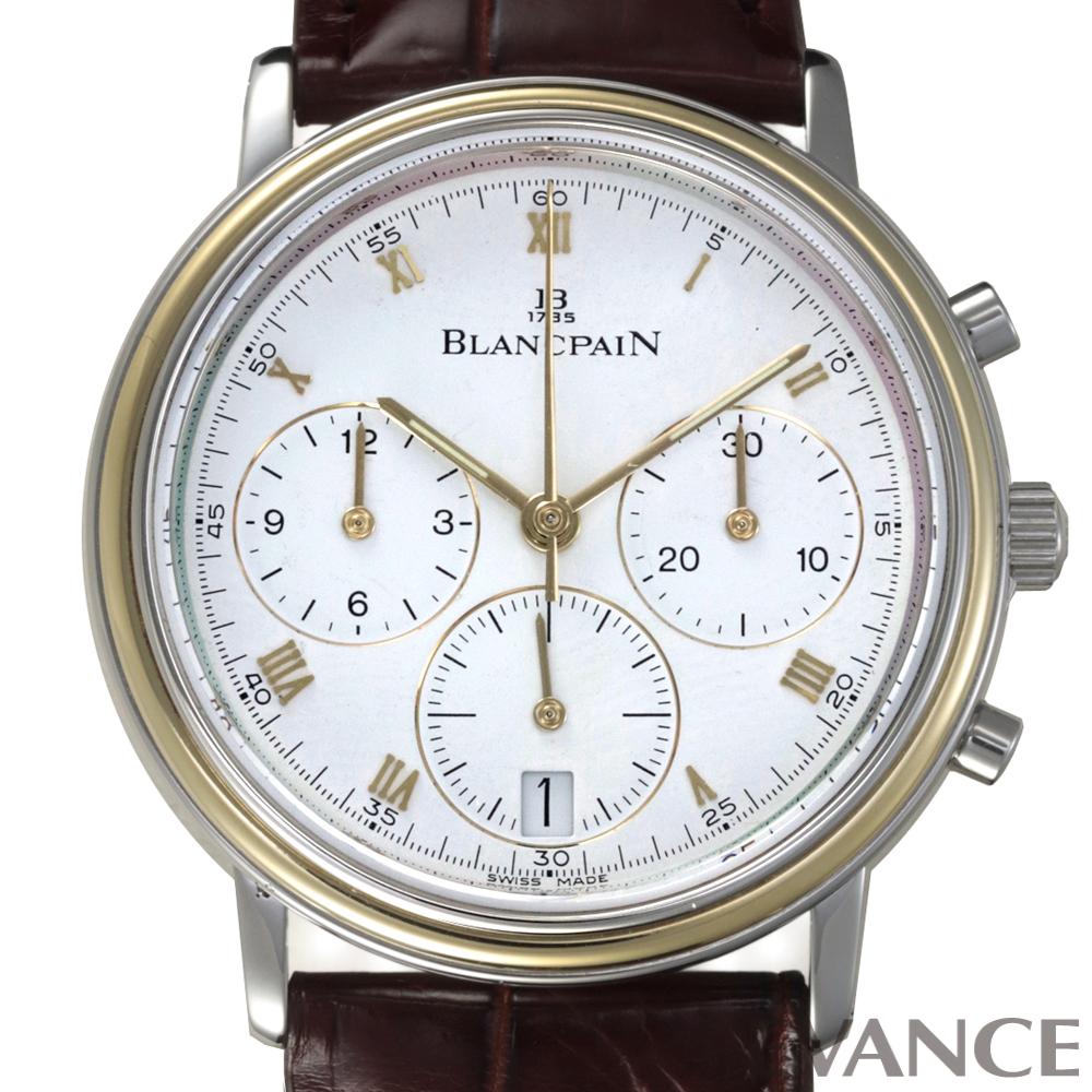 BLANCPAIN ブランパン ヴィルレ クロノグラフ 1185-1318-55