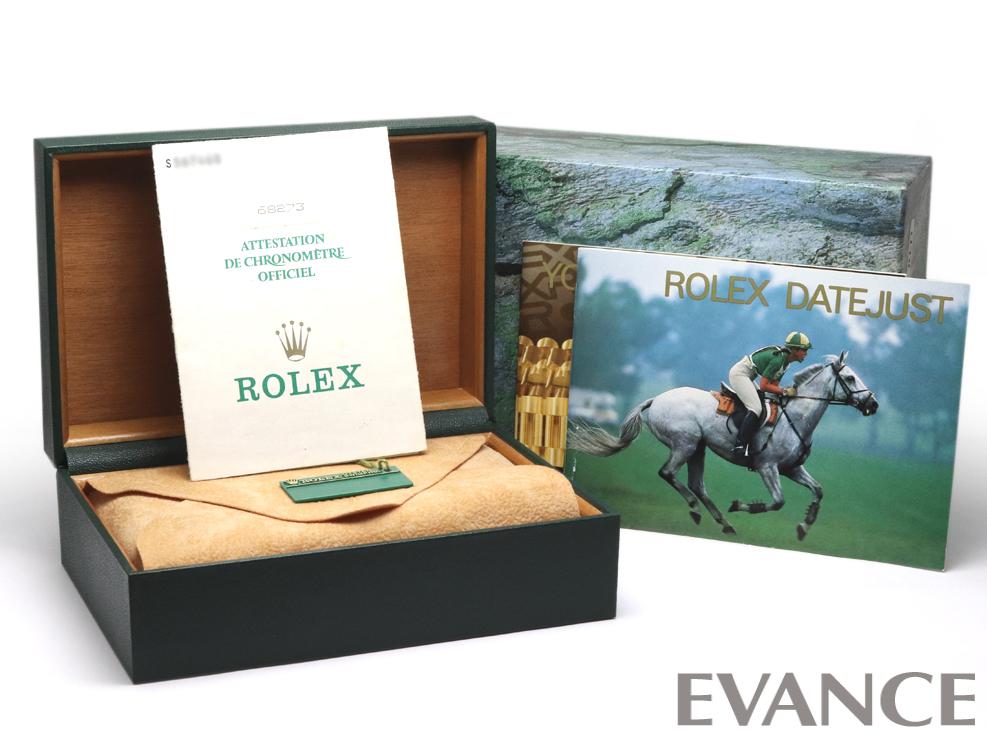 ROLEX ロレックス ボーイズ デイトジャスト YGコンビ 68273G