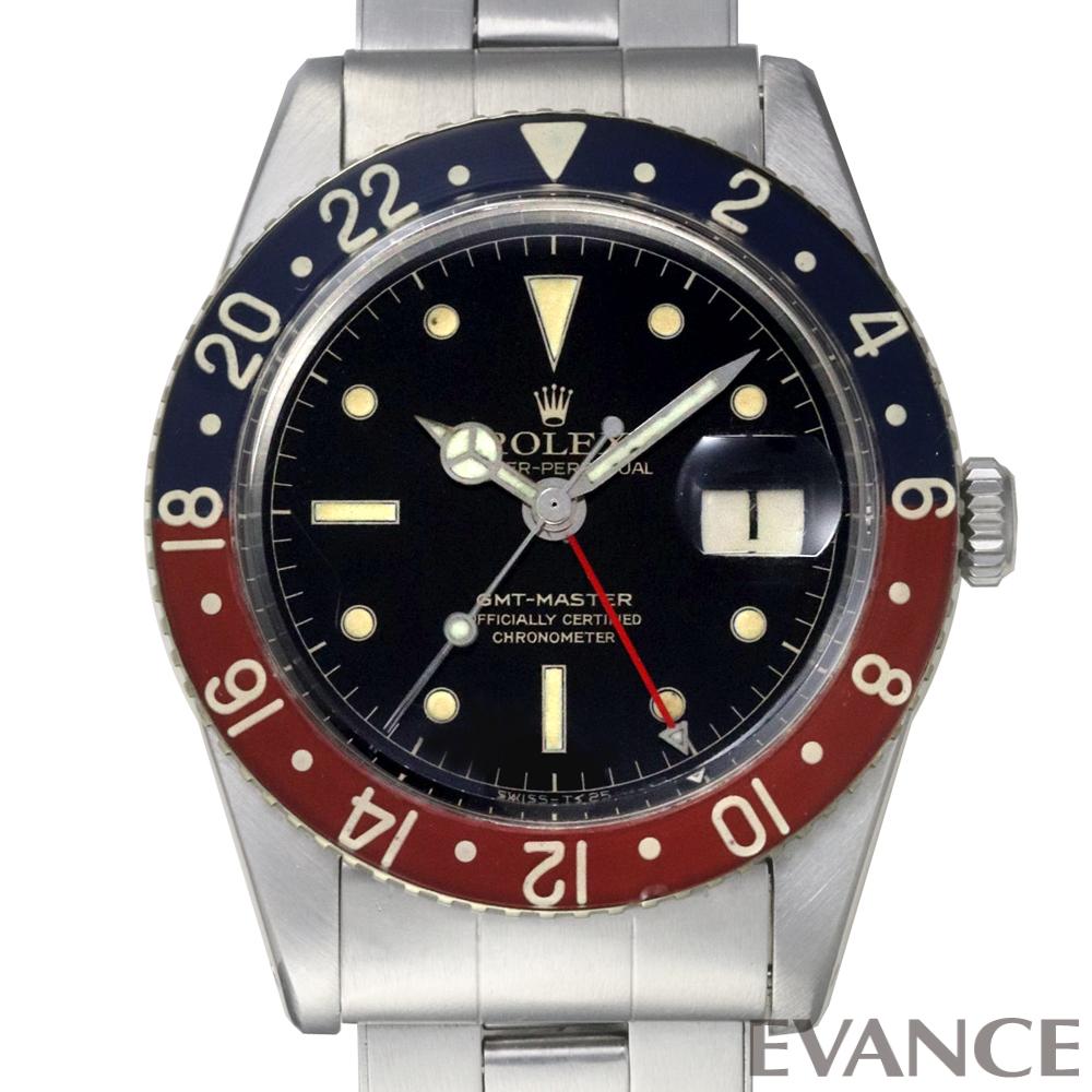 ROLEX ロレックス GMTマスター 6542