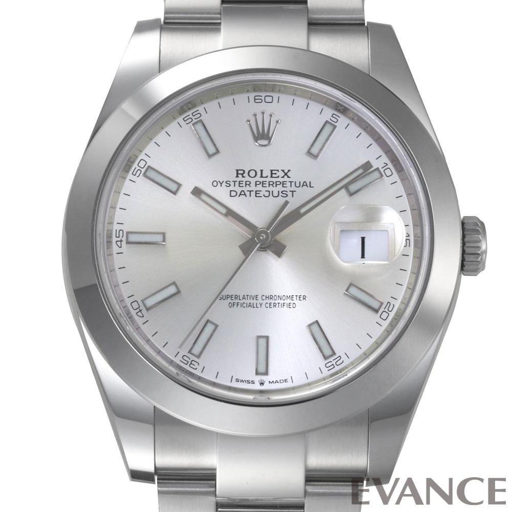ROLEX ロレックス デイトジャスト41 126300