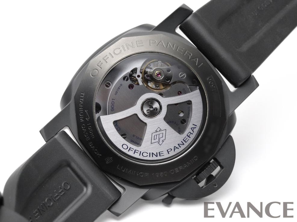 PANERAI パネライ ルミノール1950 3デイズ GMT チェラミカ PAM00441
