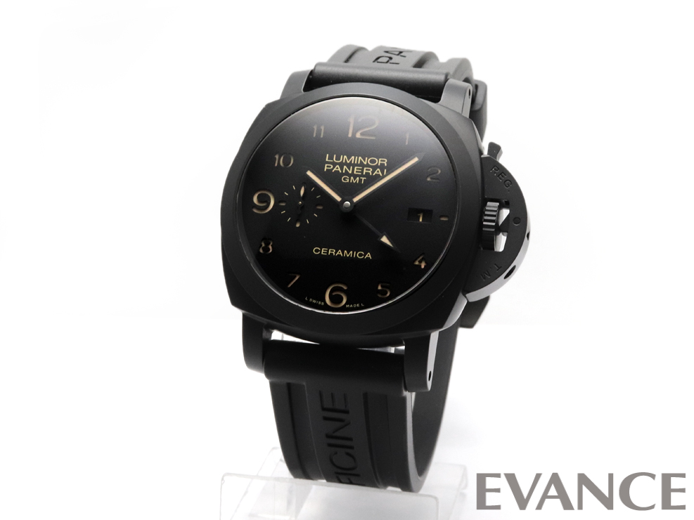 PANERAI パネライ ルミノール1950 3デイズ GMT PAM00441