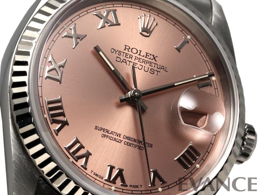 ROLEX ロレックス デイトジャスト WGベゼル 16234