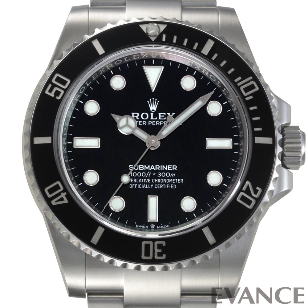 ROLEX ロレックス サブマリーナ 124060