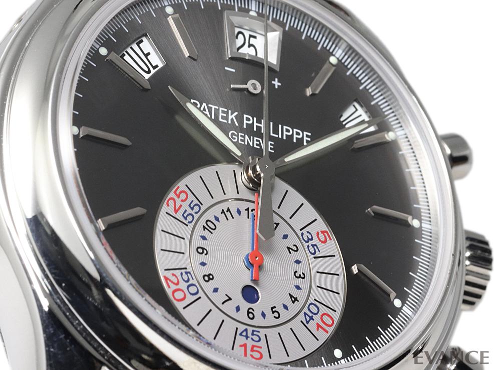 PATEK PHILIPPE パテックフィリップ コンプリケーション アニュアルカレンダー クロノグラフ 5960P-001