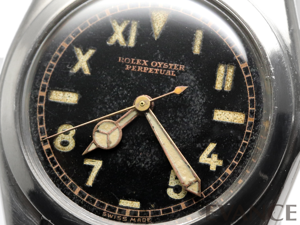 ROLEX ロレックス バブルバック ユニークダイアル 2940
