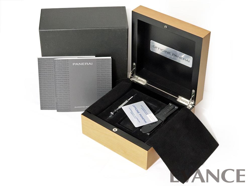 PANERAI パネライ ルミノール ベース PAM00112