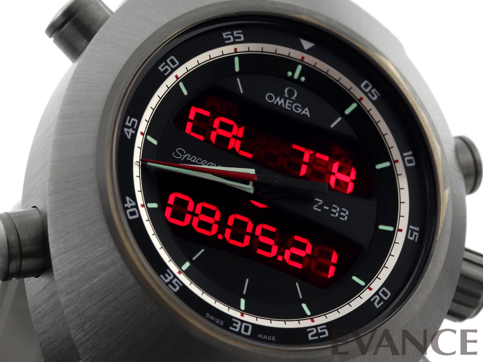 OMEGA オメガ スピードマスター スペースマスター Z-33 325.92.43.79.01.001