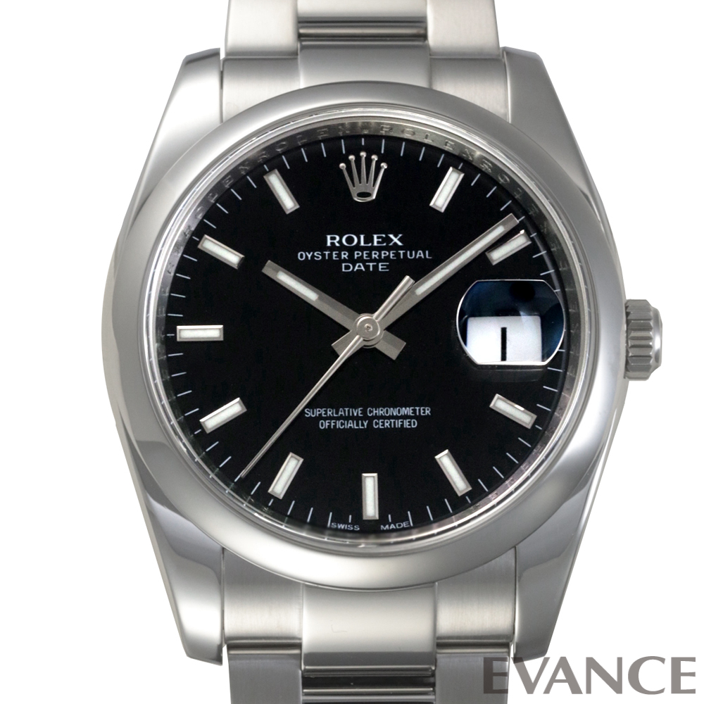ROLEX ロレックス オイスター パーペチュアル デイト 115200