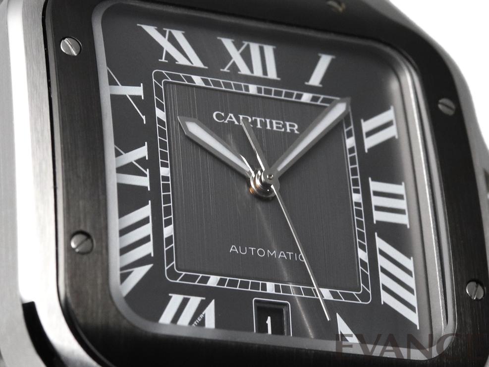 CARTIER カルティエ サントス ドゥ カルティエ LM WSSA0037
