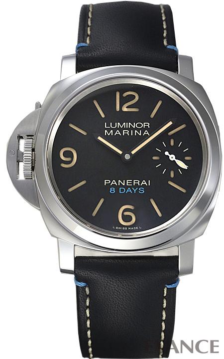 PANERAI パネライ ルミノール レフトハンド 8デイズ アッチャイオ PAM00796