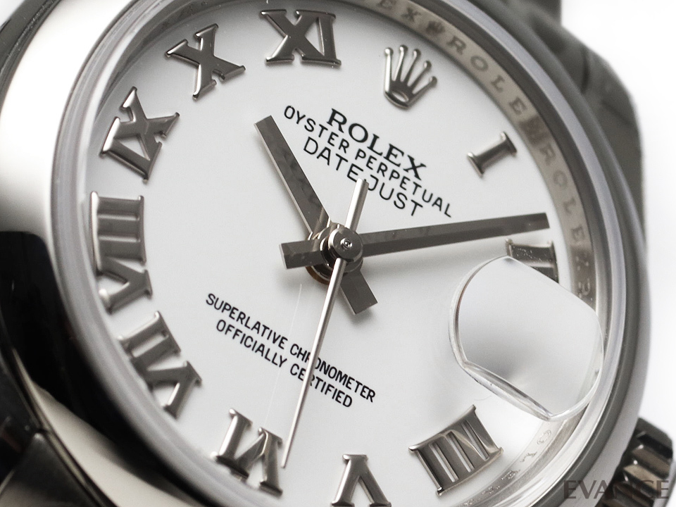 ROLEX ロレックス レディース デイトジャスト 179160