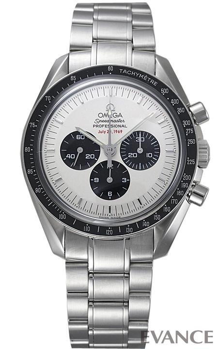 OMEGA オメガ スピードマスターアポロ11号月面着陸35周年記念 3569.31