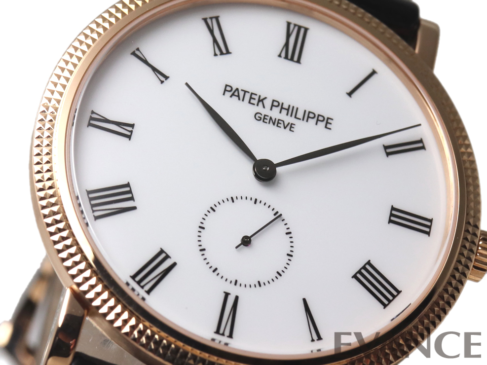 PATEK PHILIPPE パテックフィリップ カラトラバ 5119R-001
