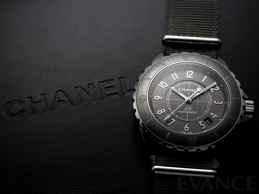 CHANEL シャネル J12-G10 H4187