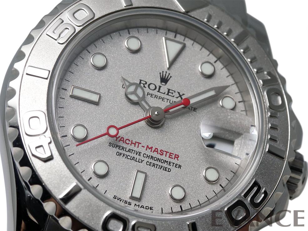 ROLEX ロレックス ヨットマスター ロレジウム 169622