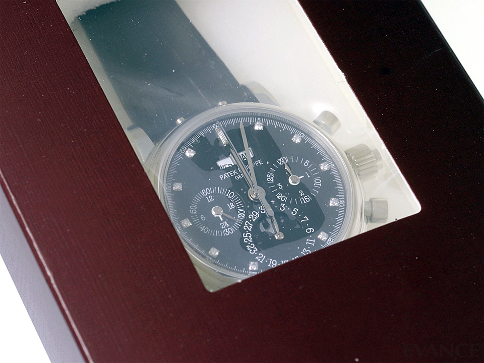 PATEK PHILIPPE パテックフィリップ グランドコンプリケーションパーペチュアルカレンダー スプリットセコンド クロノグラフ <未開封品> 5004P-033