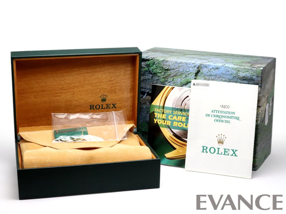 ROLEX ロレックス オイスター パーペチュアルデイト 15200