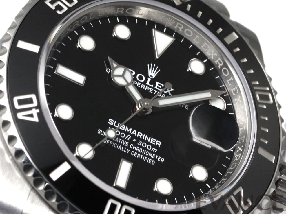 ROLEX ロレックス サブマリーナ デイト【2020年新型】 126610LN