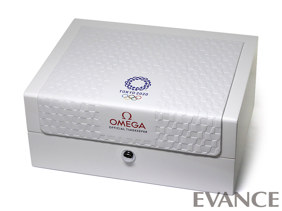 OMEGA オメガ スピードマスター 東京2020 リミテッド(黒) 522.30.42.30.04.001
