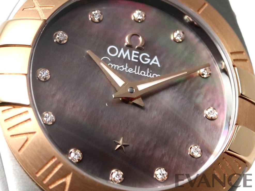 OMEGA オメガ コンステレーション タヒチ 123.20.24.60.57.005