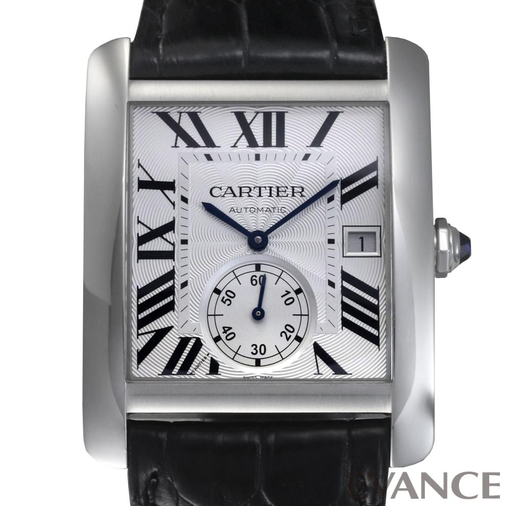 CARTIER カルティエ タンクMC W5330003