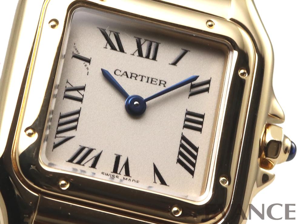 CARTIER カルティエ パンテール SM W25022B9