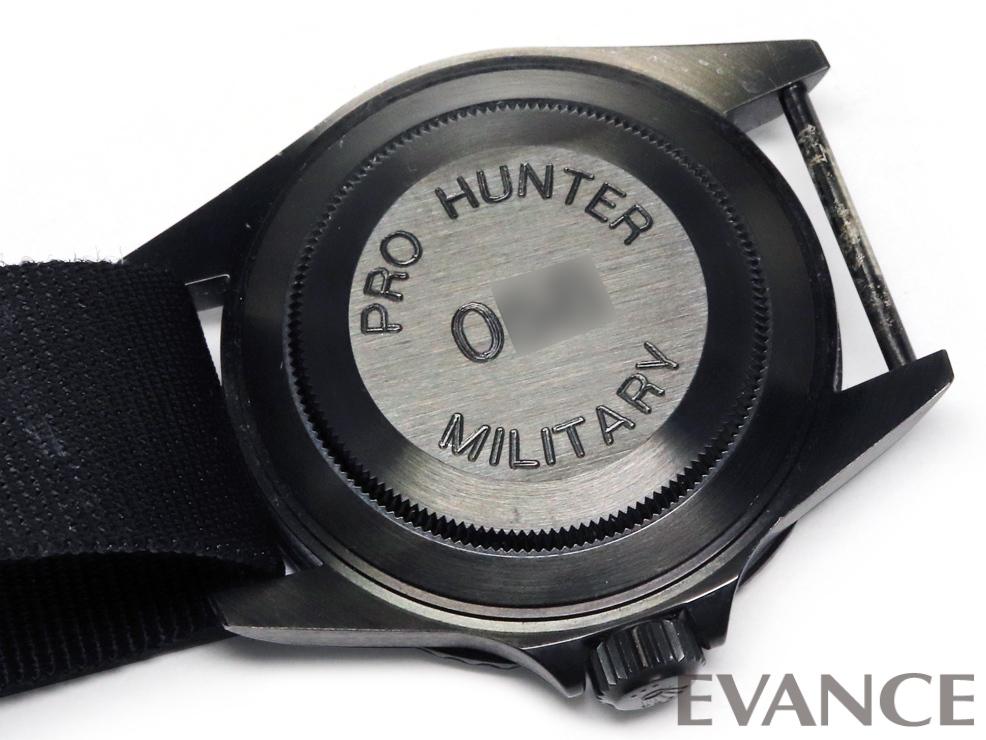 PRO-HUNTER プロハンター サブマリーナ 14060M