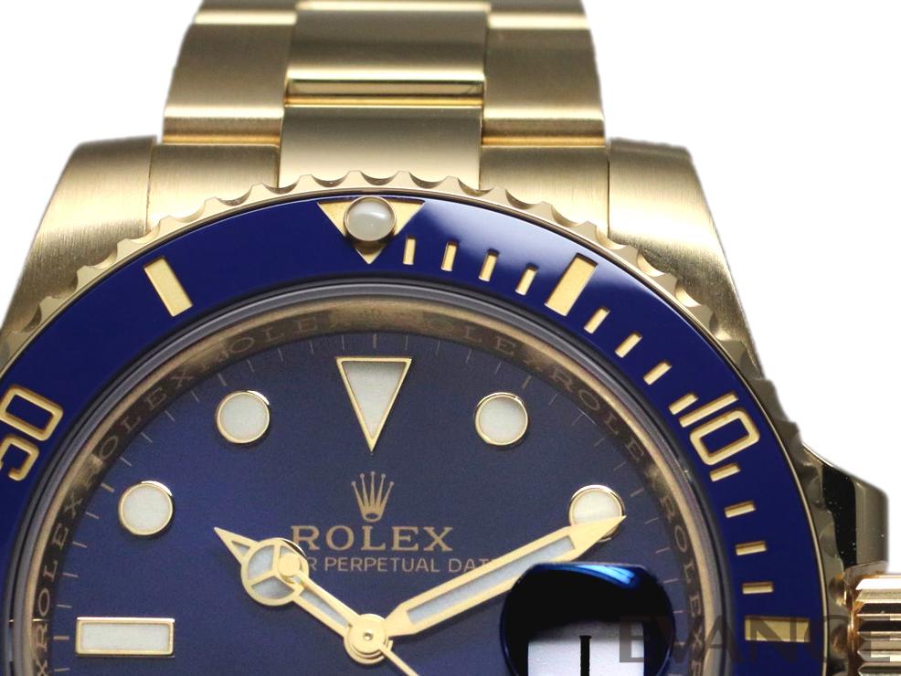 ROLEX ロレックス サブマリーナ デイト 116618LB