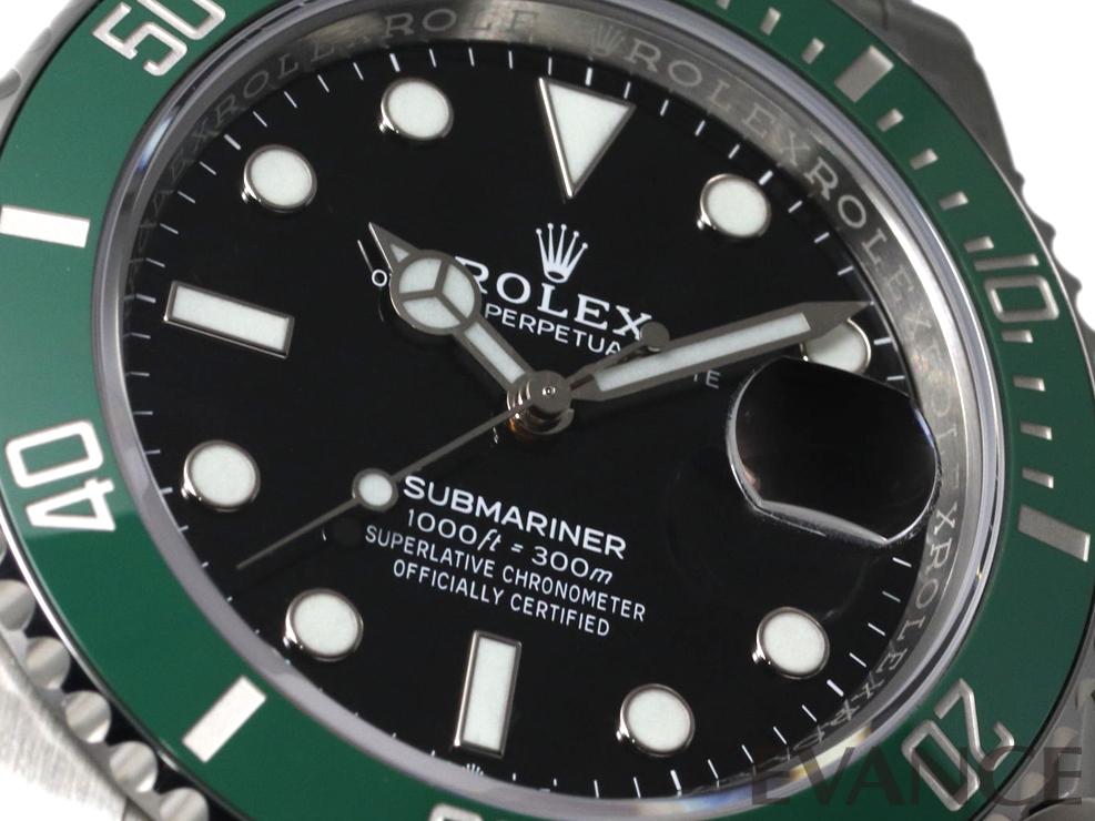 ROLEX ロレックス サブマリーナ デイト【2020年新型】 126610LV