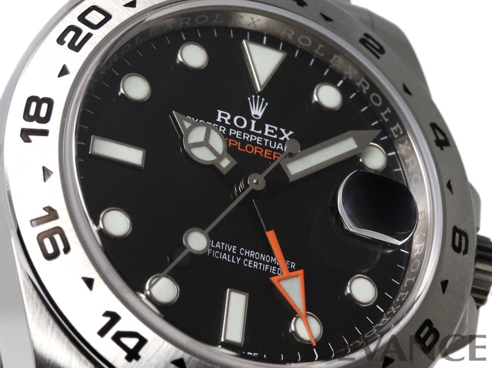 ROLEX ロレックス エクスプローラーII 216570