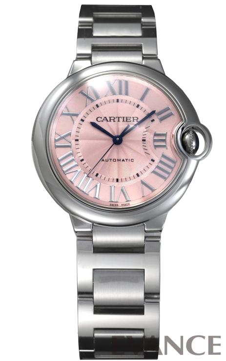 CARTIER カルティエ バロンブルー MM W6920041