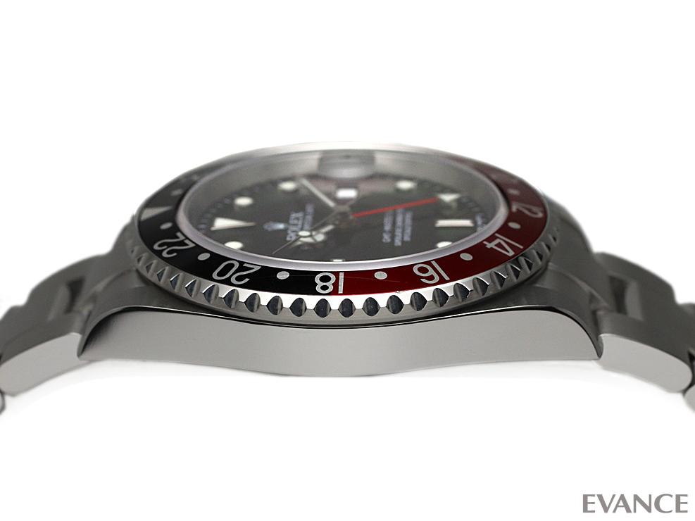 ROLEX ロレックス GMTマスター II スティックダイヤル 16710