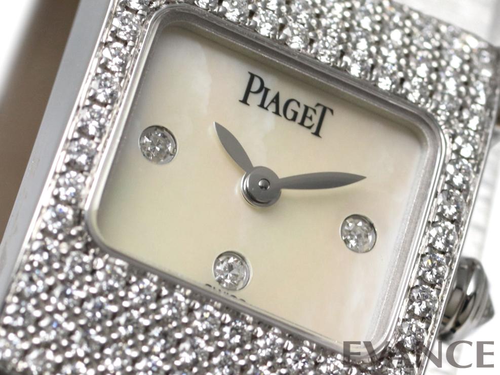 PIAGET ピアジェ ミス プロトコール GOA25022