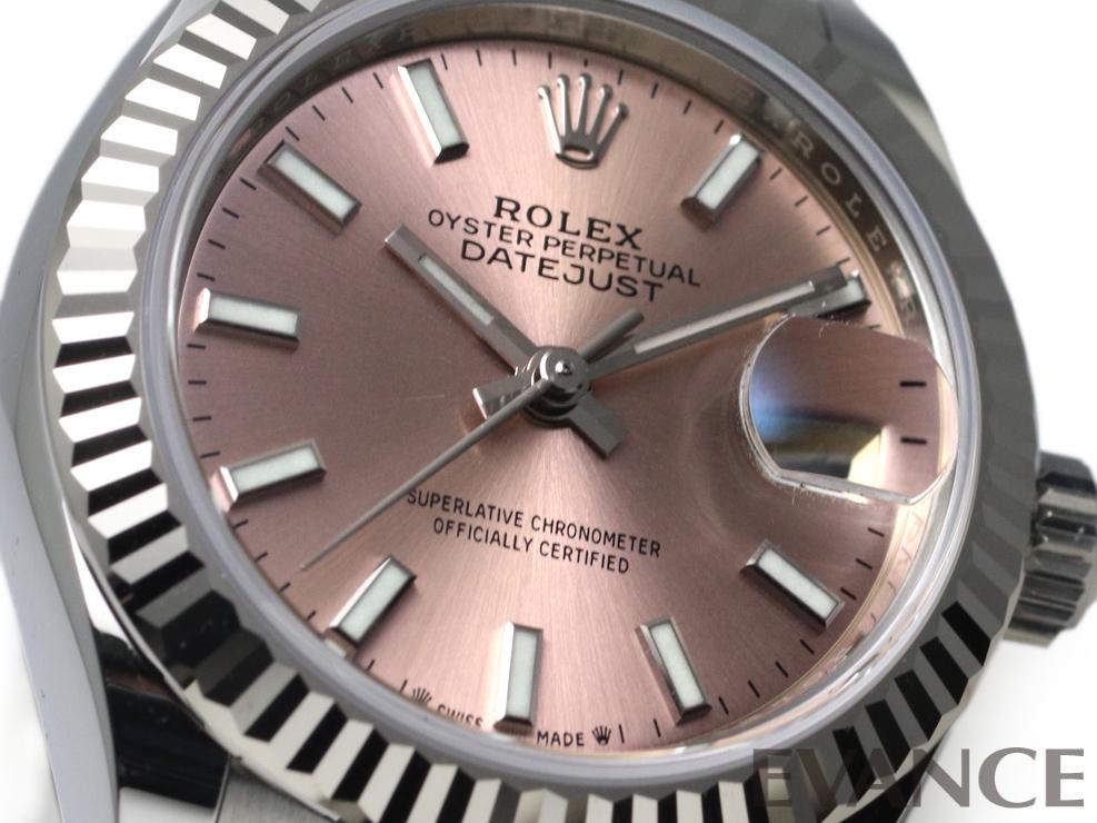 ROLEX ロレックス デイトジャスト28 WGベゼル 279174