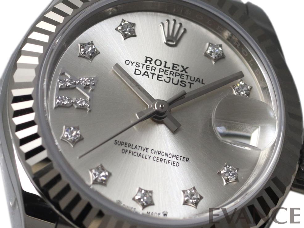 ROLEX ロレックス デイトジャスト28 WGベゼル 279174G