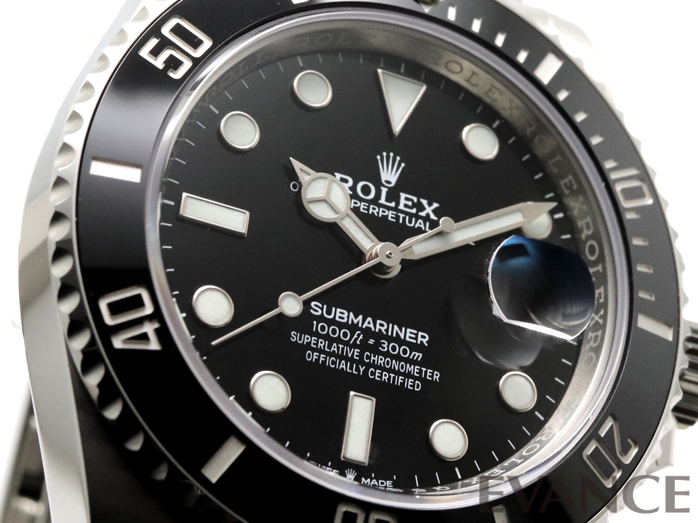 ROLEX ロレックス サブマリーナ デイト 126610LN
