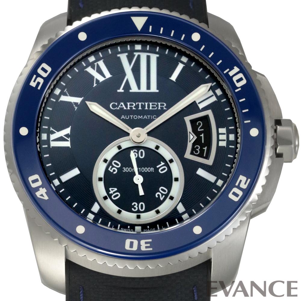 CARTIER カルティエ カリブル ドゥ カルティエ ダイバー WSCA0010