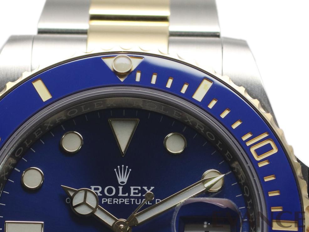 ROLEX ロレックス サブマリーナ デイト【2020年新型】 126613LB
