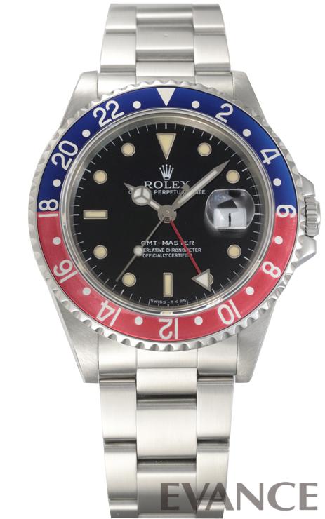 ROLEX ロレックス GMTマスターI 16700