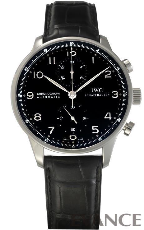 IWC アイ・ダブリュー・シー ポルトギーゼ クロノ オートマチック IW371447